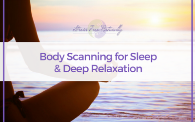 49: Body Scanning for Sleep & Deep Relaxation