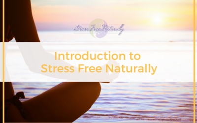 00 – Introduction to Stress Free Naturally