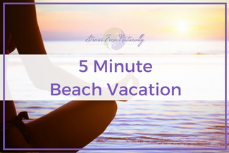 25: A 5 Minute Beach Vacation