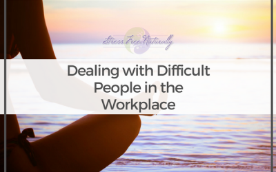 47: Dealing with Difficult People at Work